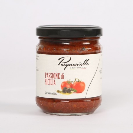 Passione di Sicilia (patè di pomodori secchi)