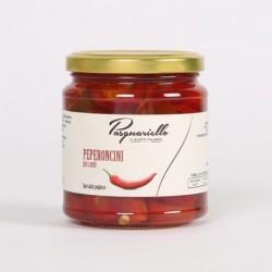 Peperoncini piccanti in olio