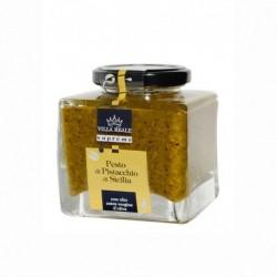Pesto al pistacchio di sicilia
