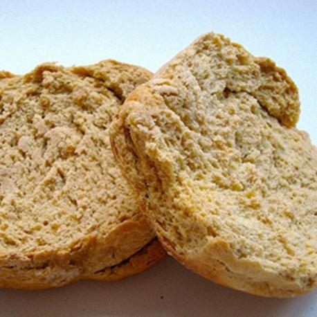 Pane biscottato di granone