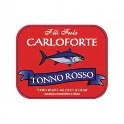 Filetti di tonno rosso siciliani