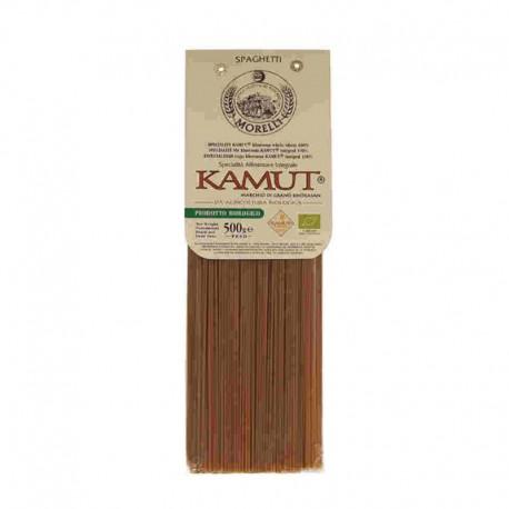 Morelli - Spaghetti Bio / Kamut