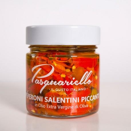 Peperoni salentini piccanti