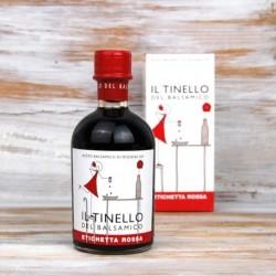 Aceto balsamico di Modena IGP etichetta rossa